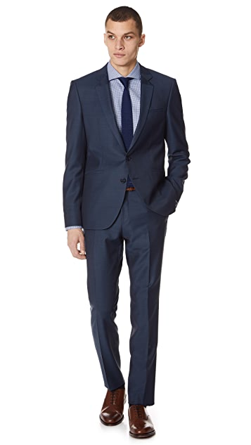 HUGO Alons Henrin Suit