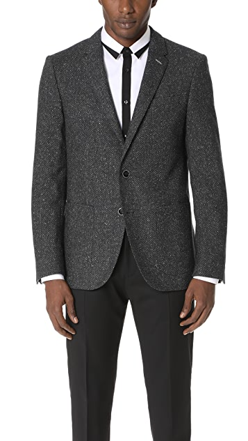 HUGO Hugo Boss C Hamilton Suit Jacket