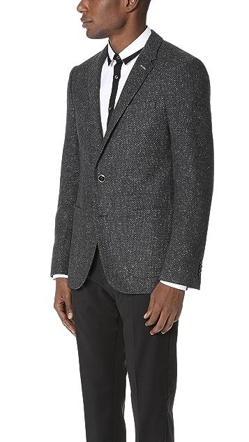 HUGO C Hamilton Suit Jacket