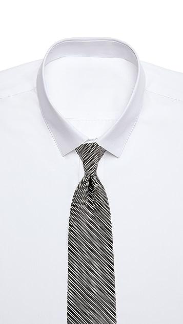 HUGO Jacquard Tie