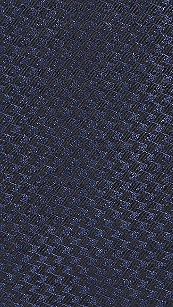 HUGO Zigzag Tie