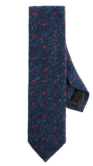 HUGO Hugo Boss Small Floral Tie