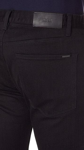 HUGO Hugo Boss 734 Fit Denim Jeans