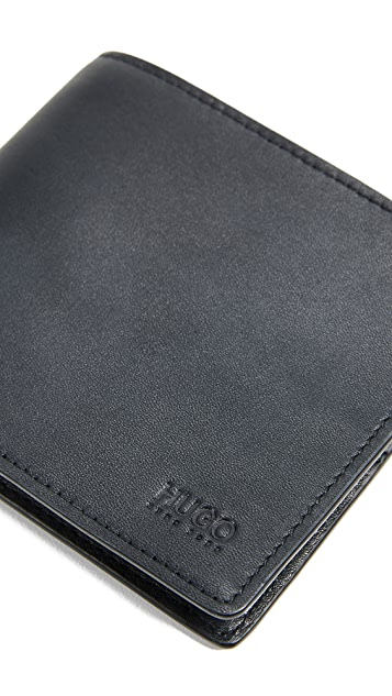 HUGO Subway Bifold Wallet