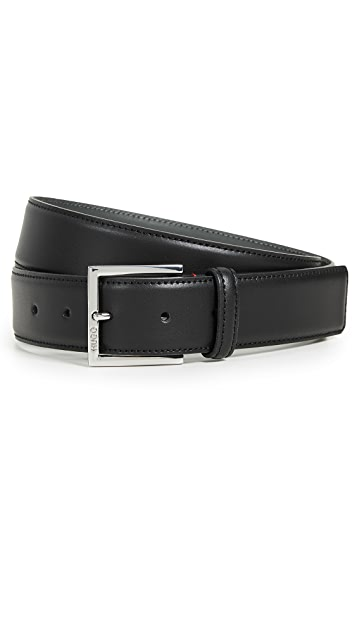HUGO Hugo Boss Golloty Smooth Leather Belt