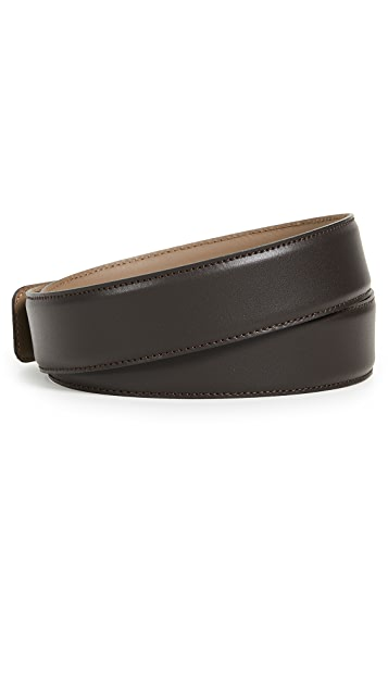 HUGO Golloty Smooth Leather Belt