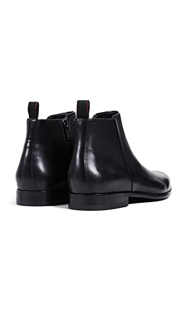 HUGO Hugo Boss Zip Boots