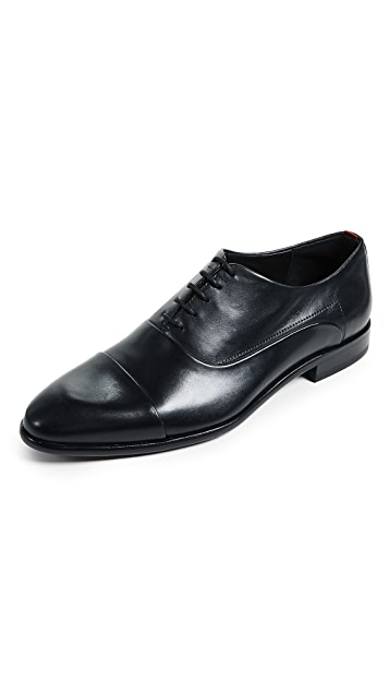 HUGO Oxford Dress Shoe in Smooth Leather