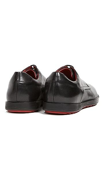 HUGO Flat City Derby Shoes