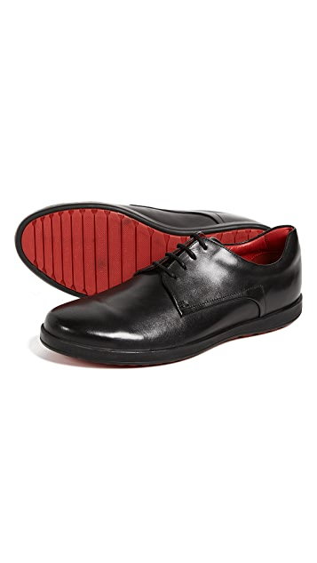 HUGO Flat City Derby Shoes