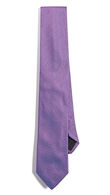 HUGO Hugo Boss Microprint Tie