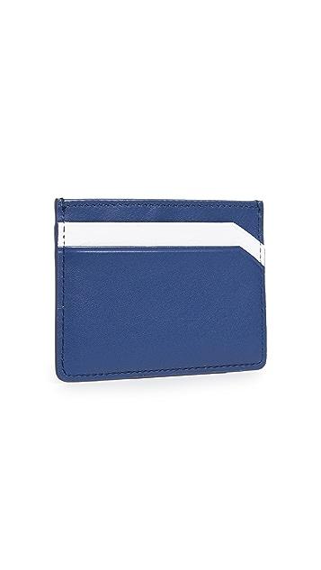 HUGO Subway Leather Card Case