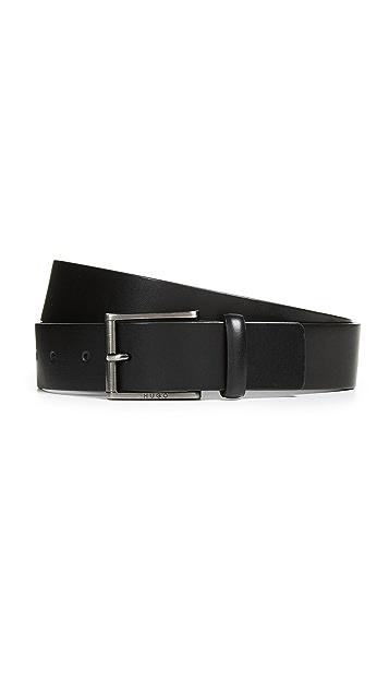 HUGO Hugo Boss Geid Smooth Leather Belt