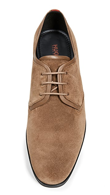 HUGO Hugo Boss Boheme Lace Up Derby Shoes