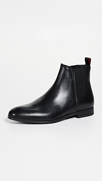 HUGO Hugo Boss Boheme Leather Chelsea Boots