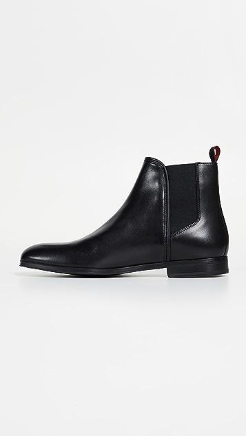 HUGO Hugo Boss Boheme Leather Chelsea Boots