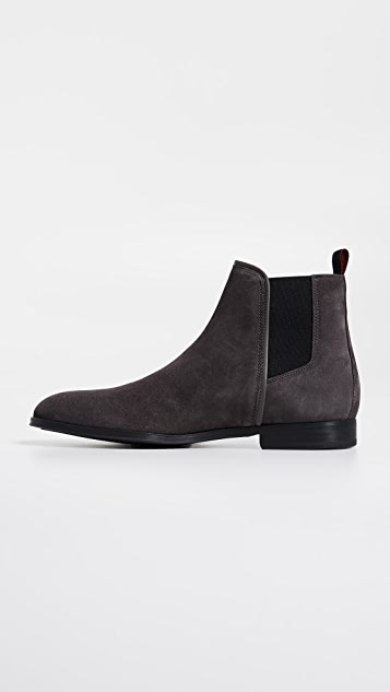 HUGO Hugo Boss Boheme Suede Desert Boots