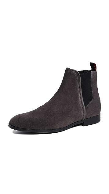 HUGO Boheme Suede Desert Boots