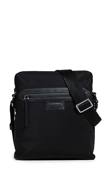 HUGO Hugo Boss Stone Nylon Cross Body Bag
