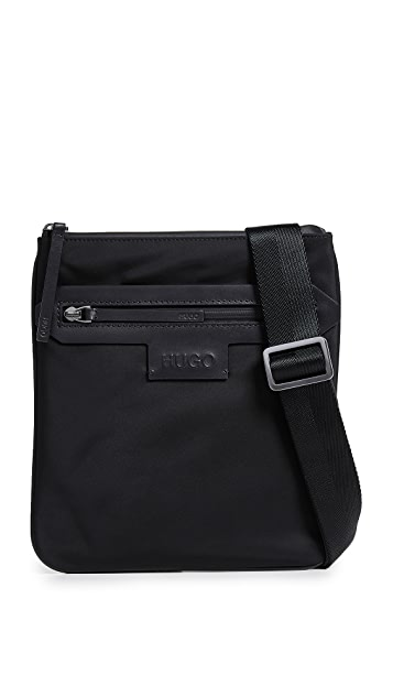 HUGO Hugo Boss Stone Envelope Crossbody Bag