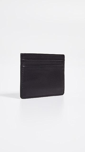 HUGO Hugo Boss Subway Leather Card Case
