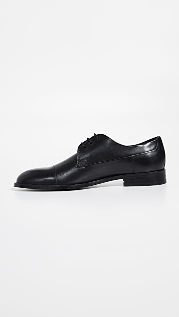 HUGO Hugo Boss Smart Lace Up Derby Shoes