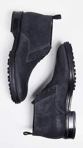 HUGO Hugo Boss Bohemian Desert Boots