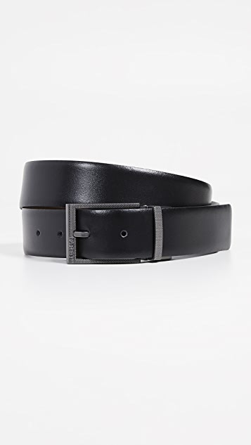 HUGO Hugo Boss Gilio Leather Belt