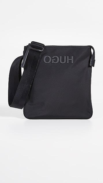 7a6086148 HUGO Hugo Boss Record Envelope Crossbody Bag | EAST DANE