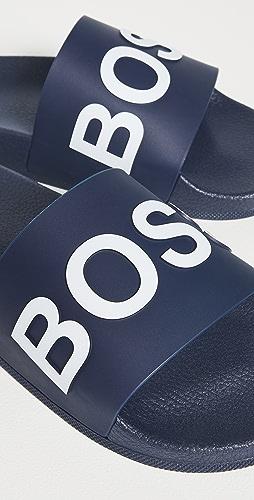 HUGO Hugo Boss - Bay Slides