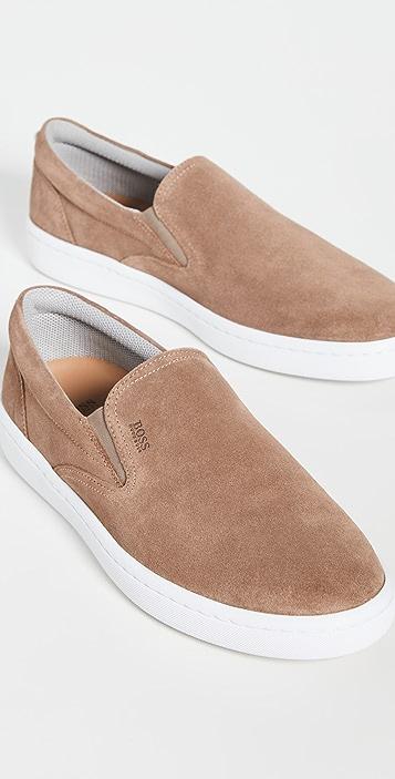 HUGO Hugo Boss Ribeira Slip On Sneakers