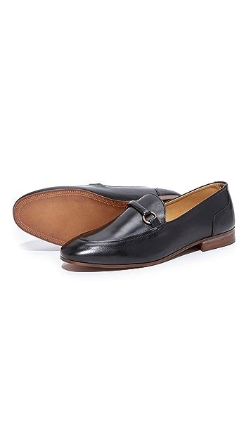 Hudson London Renzo Bit Loafers