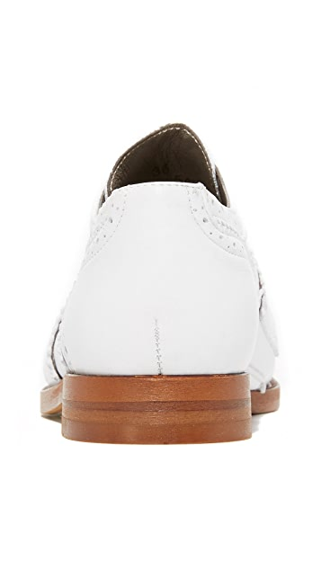 Hudson London Maddie Oxfords