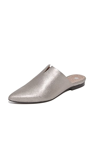 Hudson London Amelie Pointed Toe Mules