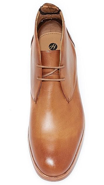 Hudson London Matteo Chukka Boots