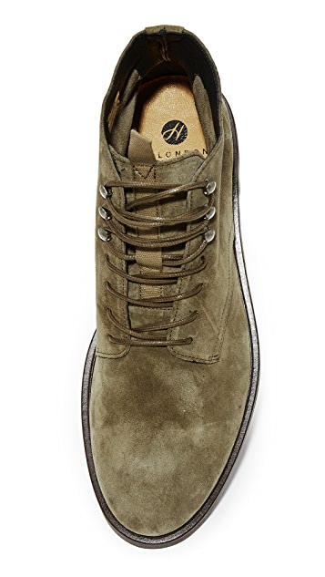 Hudson London Aldford Suede Boots