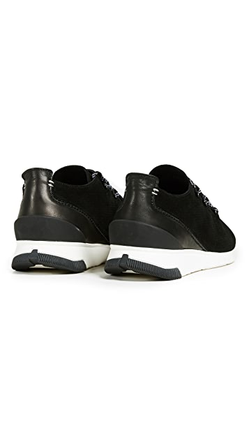 Hudson London Trelawny Suede Sneakers