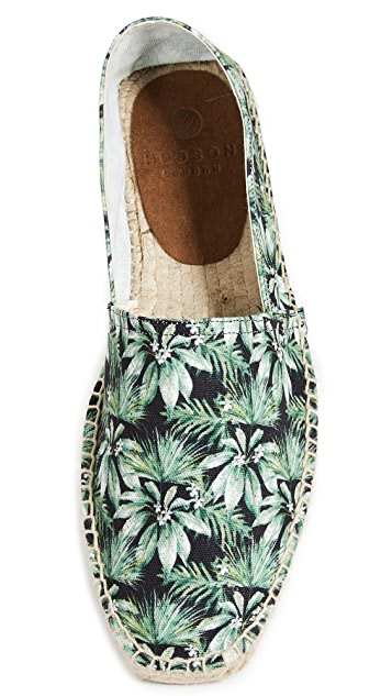 Hudson London Blake Canvas Espadrilles