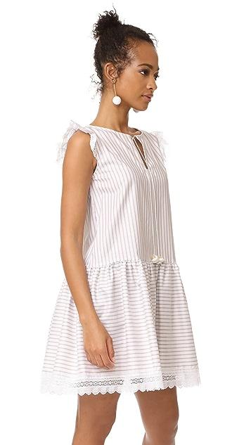 Holy Caftan Bacio Cover Up Dress