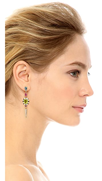 Holly Dyment Mismatched Earrings