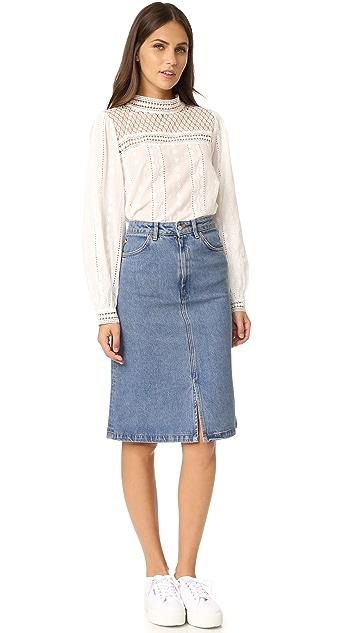 M.i.h Jeans Parra Skirt
