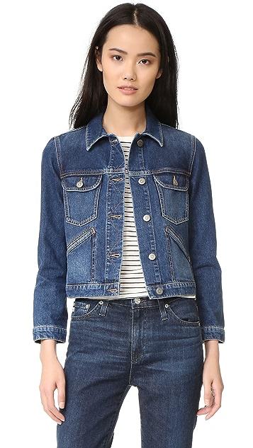 dbb85825 M.i.h Jeans Stockholm Denim Jacket | SHOPBOP