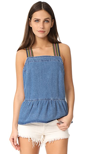 M.i.h Jeans Tennant Top