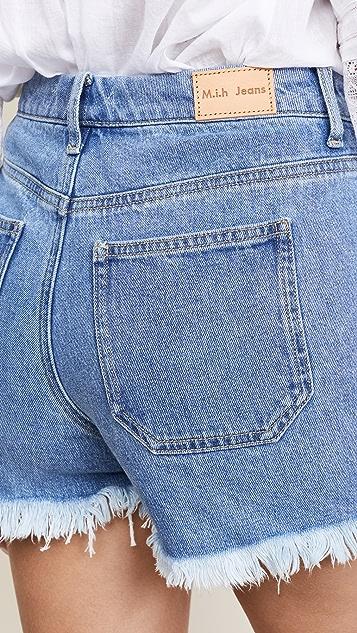 M.i.h Jeans Halsy Cutoff Shorts