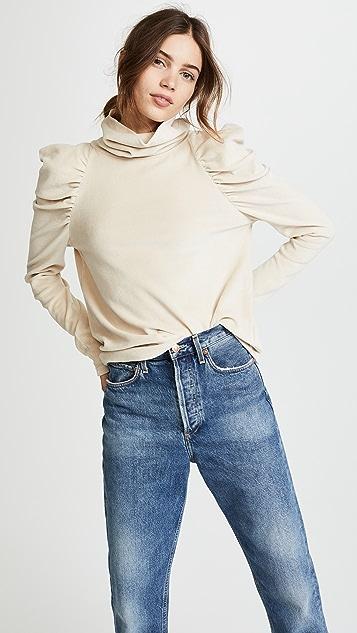 M.i.h Jeans x Bay Garnett Spider Top