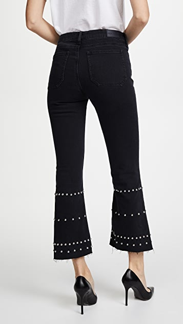 M.i.h Jeans Marty Studded Jeans