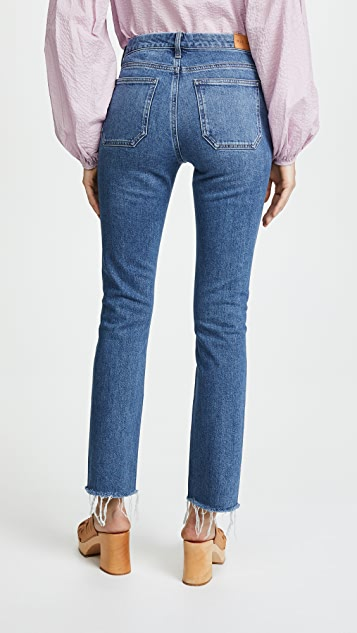 M.i.h Jeans The Daily Highrise Straight Jeans