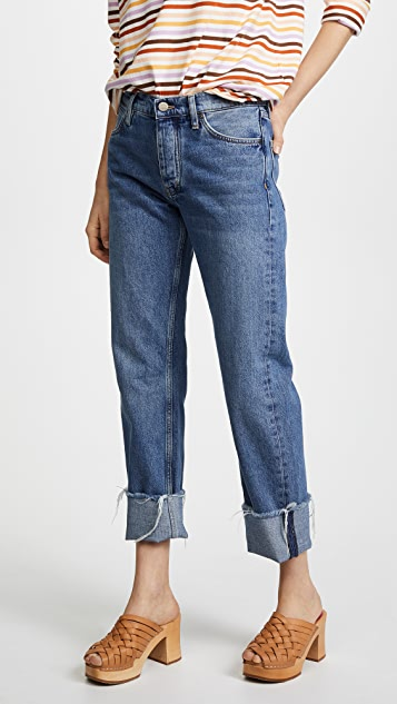 M.i.h Jeans The Phoebe Original Cuffed Jeans