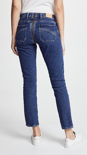 M.i.h Jeans 1971 Paris Zip Around Jeans