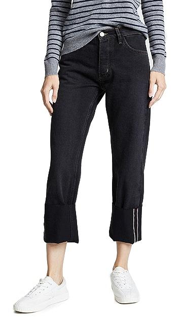 M.i.h Jeans The Pheobe Cuffed Jeans